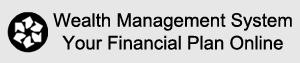 Wealth Management System Button
